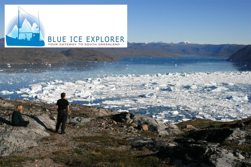 Blue Ice Explorer: Trekking i Sydgrønland