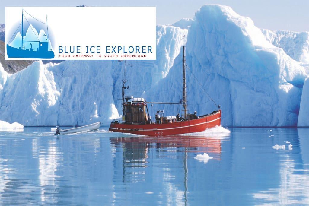 Blue Ice Explorer: Planlæg din egen ferie i Sydgrønland