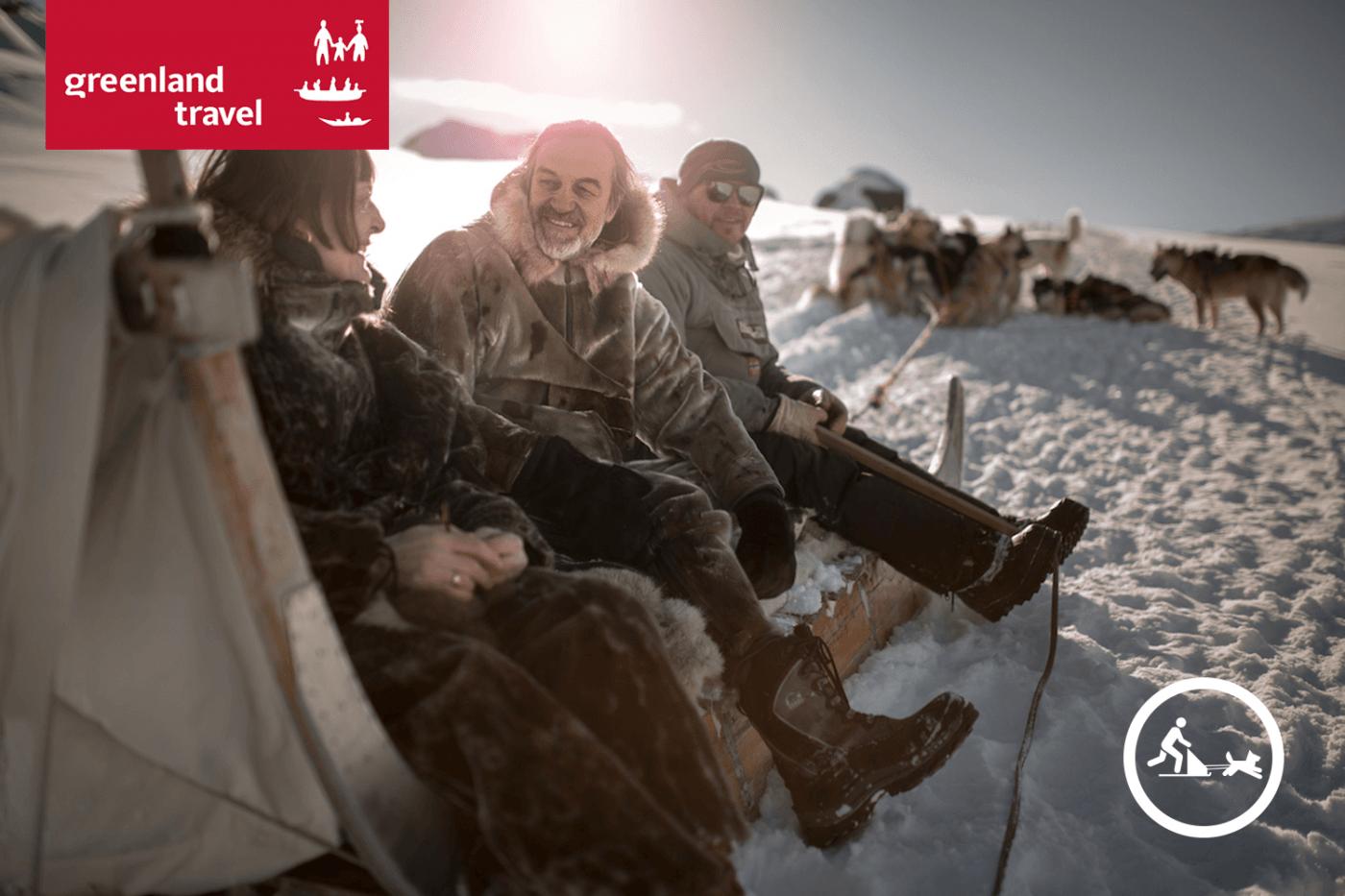 Grønlands Rejsebureau: Miniferie! Vinterdage i smukke omgivelser