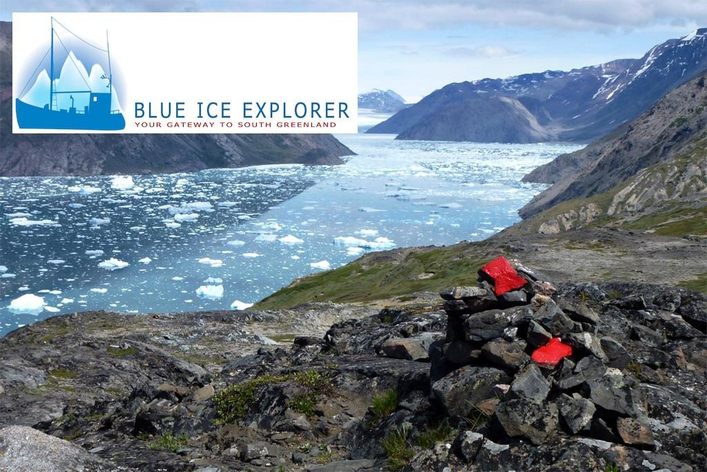 Blue Ice Explorer: 8 dages let vandring i Grønland