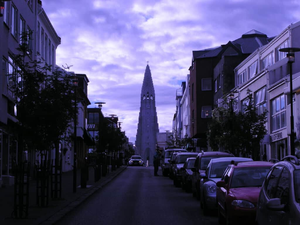 Reykjavik. Photo by BarbaraReykjavik. Photo by Barbara (barb_ar)