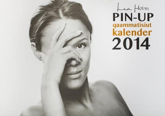 Coverphoto of a calendar. By Jørgen Chemnitz