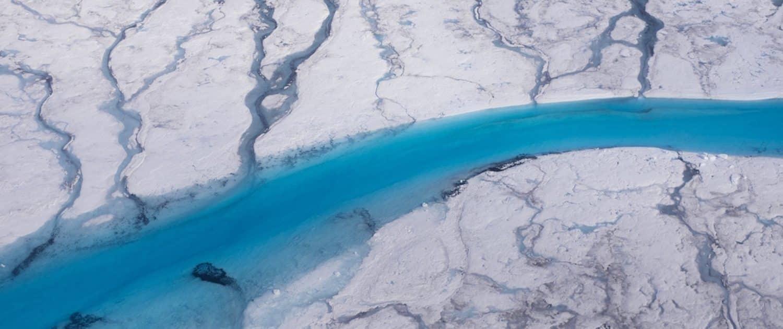 Inland Ice. By Malik Milfeldt