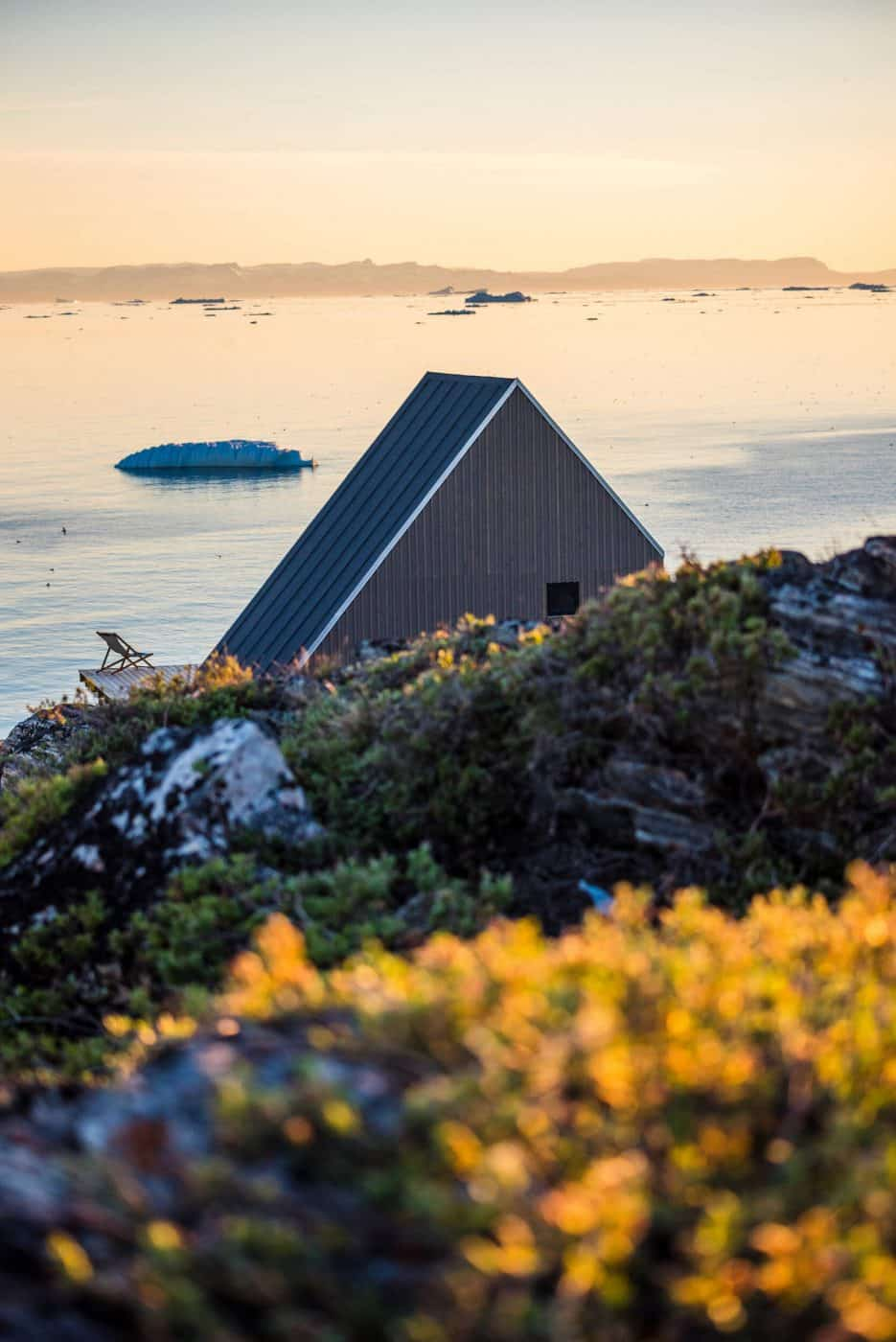 World of Greenland. Ilimanaq. Photo by Gustav Thuesen