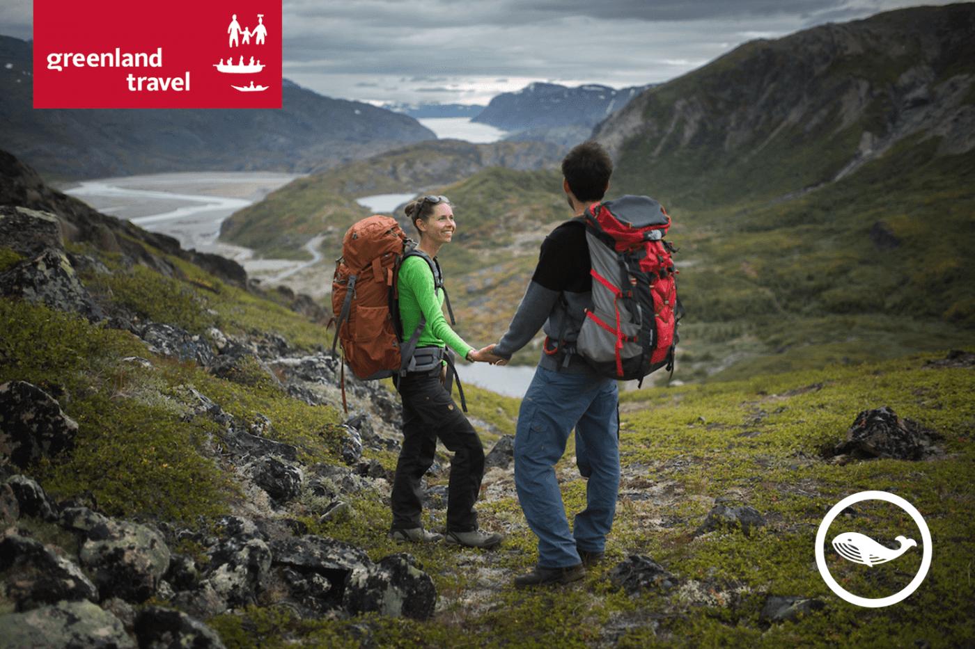 Grønlands Rejsebureau: Den store Grønlandske rundrejse