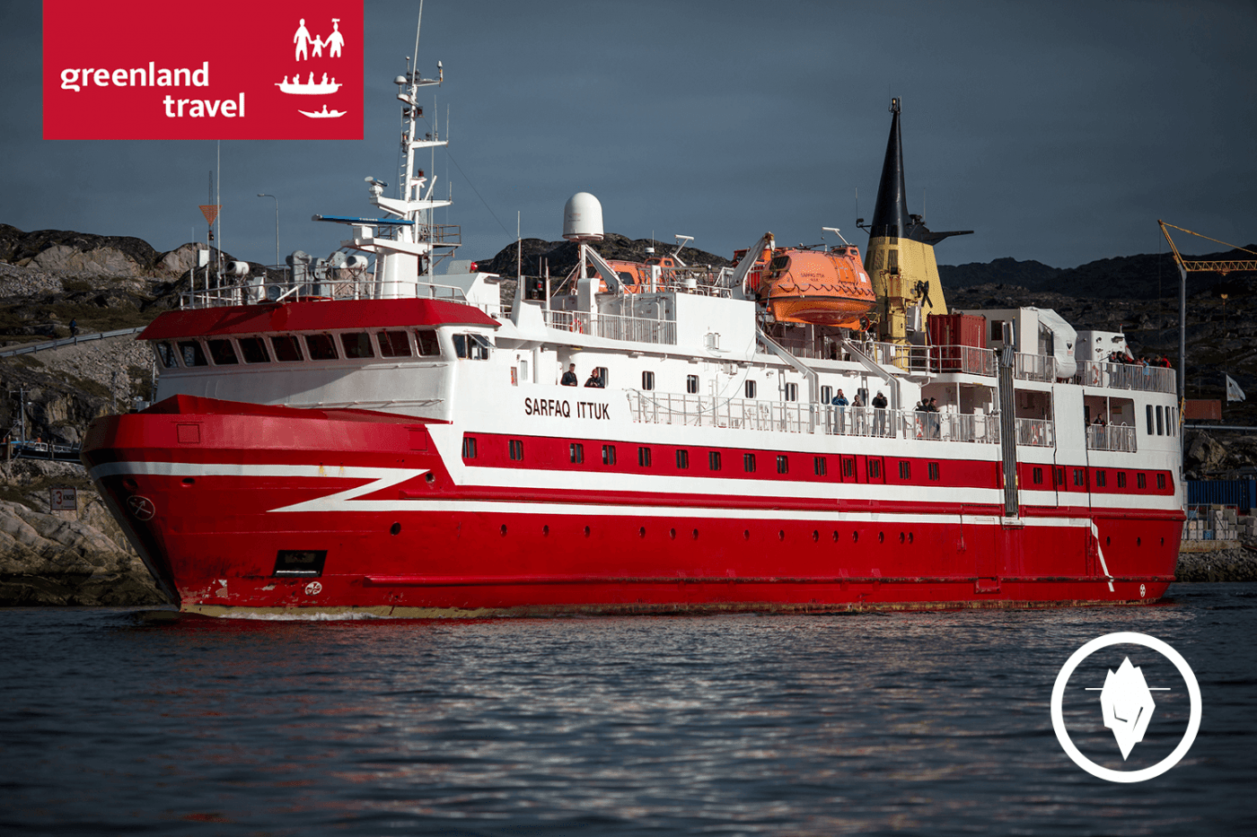 Grønlands Rejsebureau: Forårsfornemmelser! Tag på rundrejse i Grønland