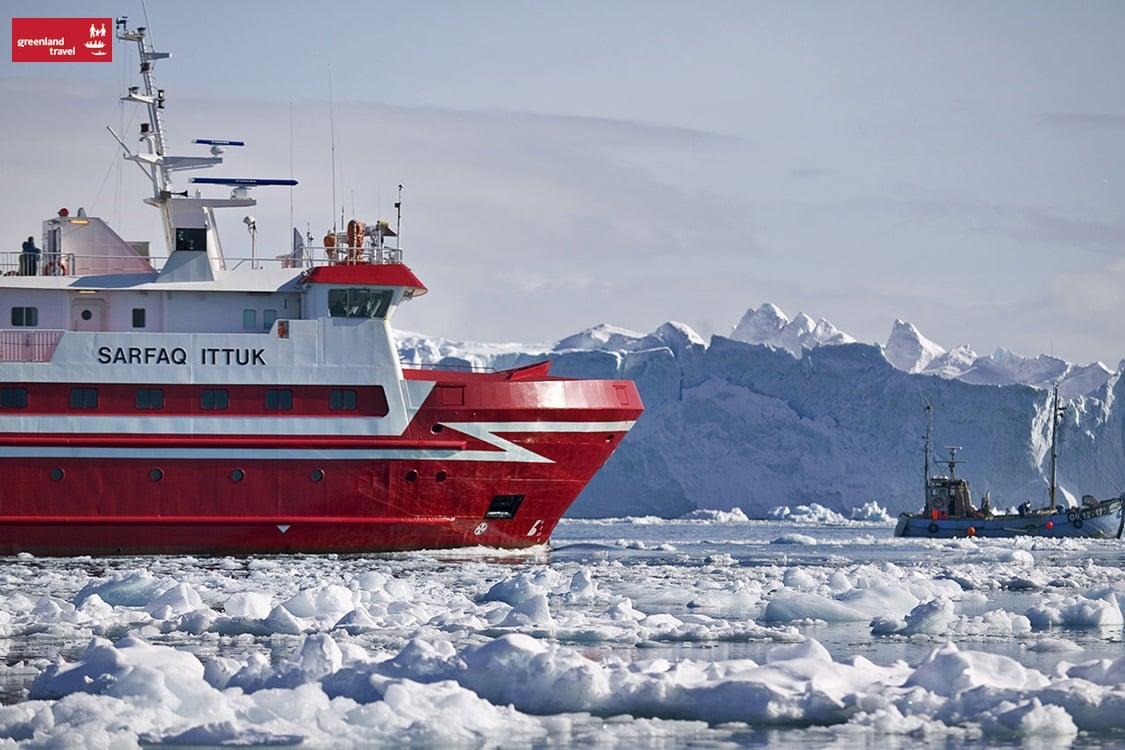 73 Grønlands Rejsebureau: Grønlandske fristelser fra Syd til Nord