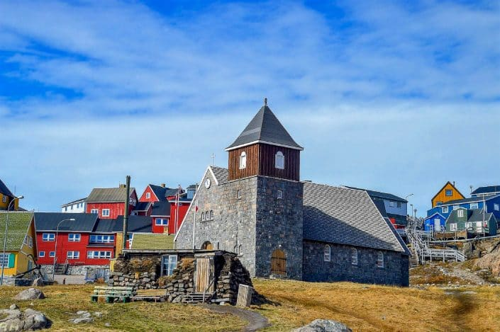 Kirken Uummannaq Uummannaq Fjord Tours
