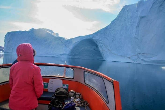 Sejltur Uummannaq Fjord Tours