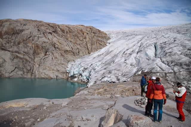 Greenland Sagalands – Se den vigende indlandsis