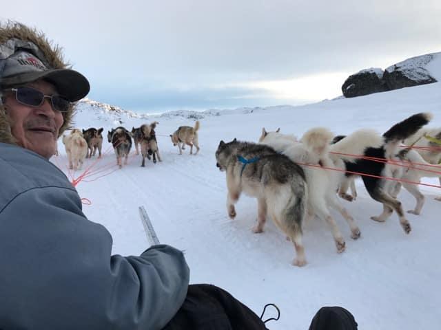 Greenland by Topas – Hundeslæde & Nordlys i Ilulissat