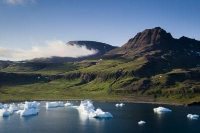 Greenland by Topas – Diskoøen, isbjerge & Eqi Gletsjer