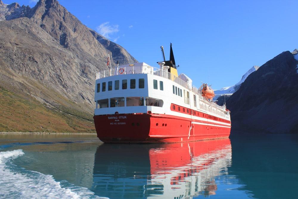 Greenland by Topas – Nuuk & Ilulissat