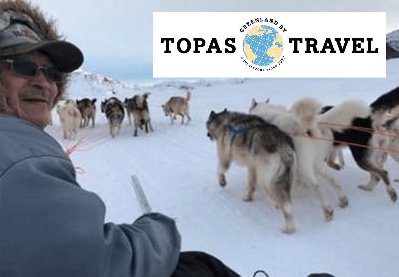 Greenland by Topas – Hundeslæde, Iglo Lodge og nordlys i Ilulissat