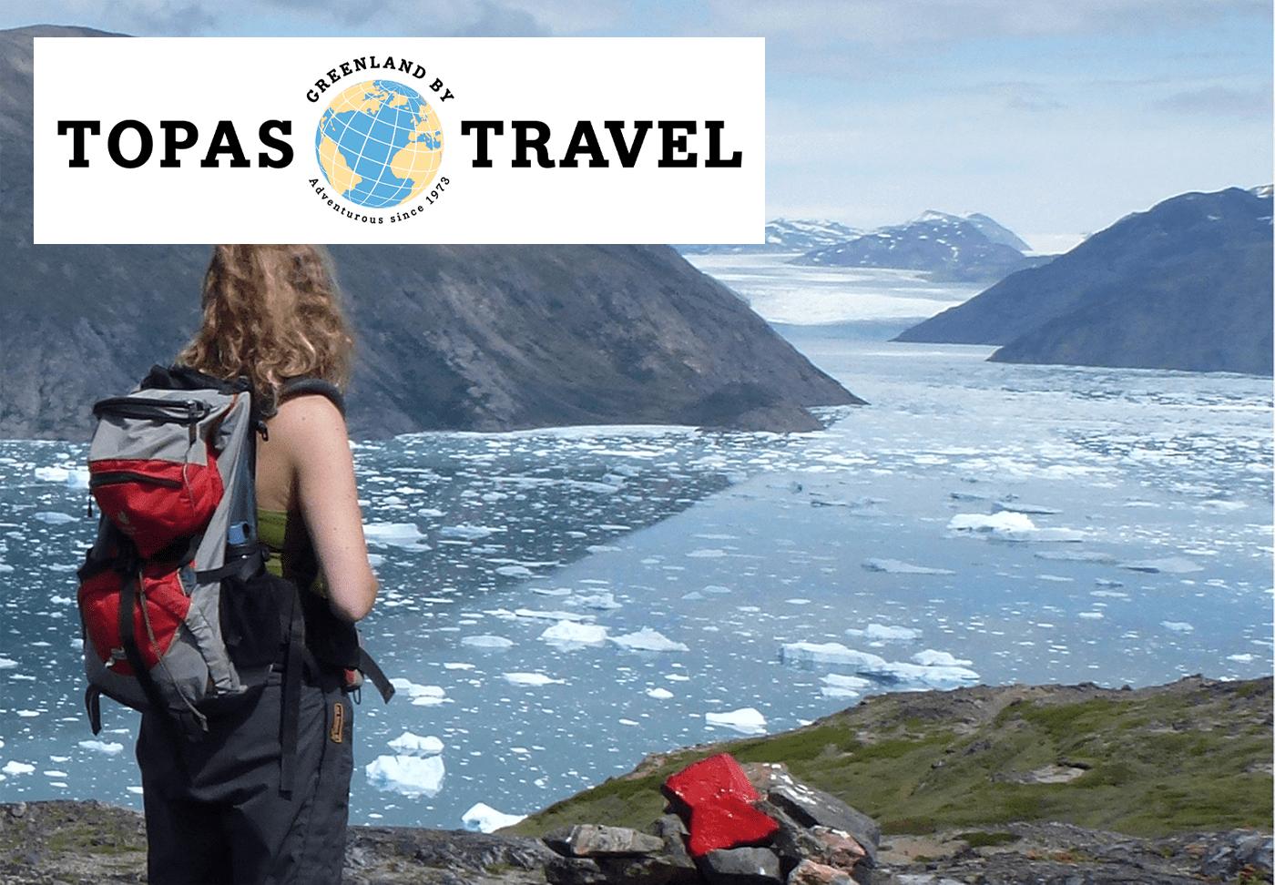 Greenland by Topas – Grønland fra Syd til Nord