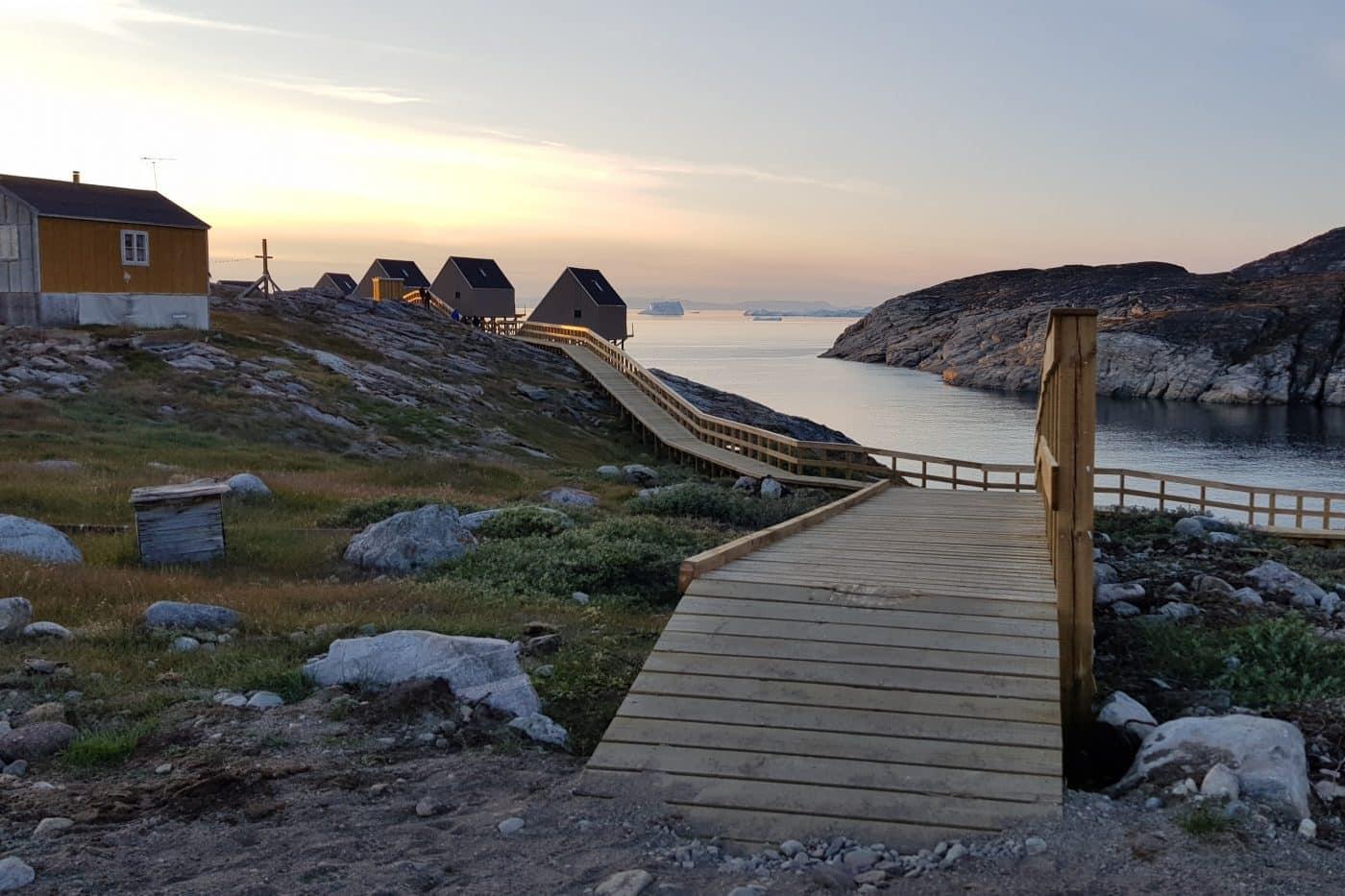 Greenland by Topas – Unik rundrejse i Diskobugten
