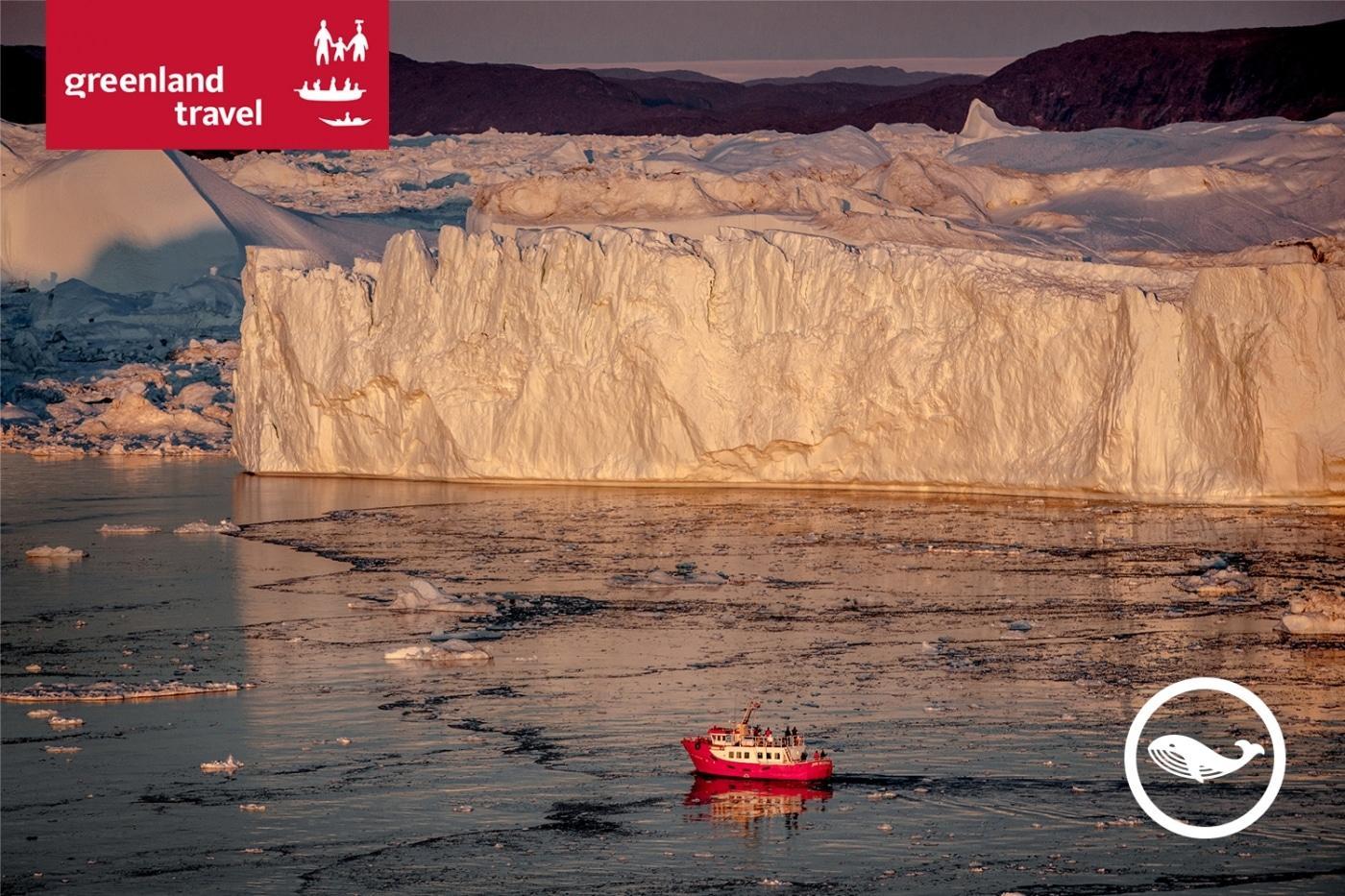 Grønlands Rejsebureau: Sommerferie i storslåede omgivelser