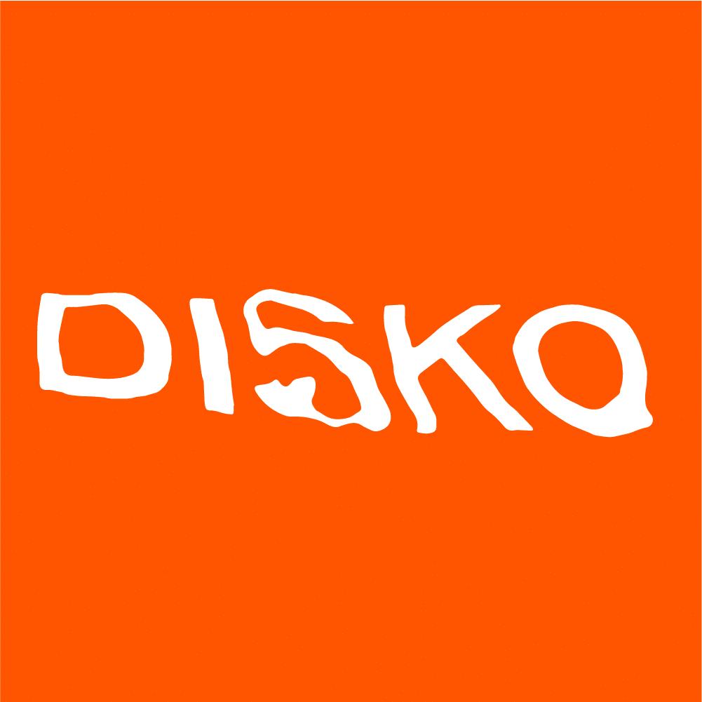 disko arts festival logo