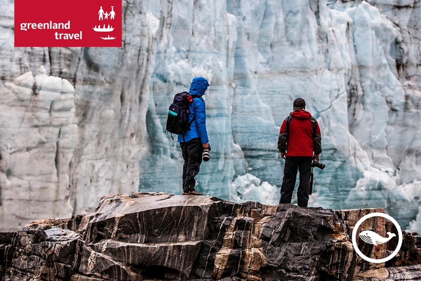 Grønlands Rejsebureau: Den klassiske Grønlands rejse! Den gyldne trekant