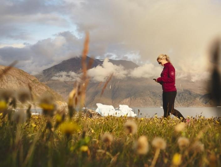 Peter Lindstrøm, Visit Greenland