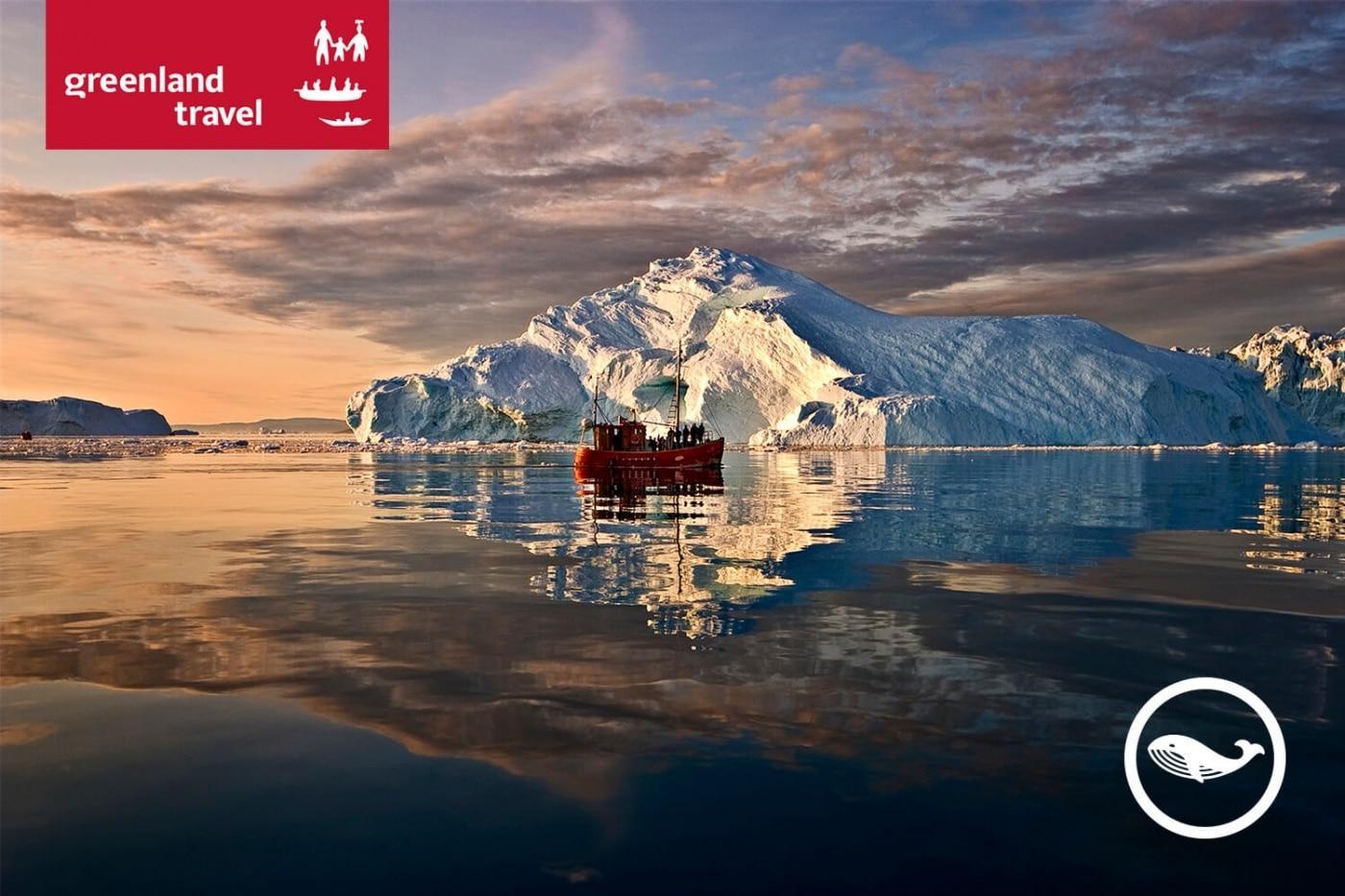 Grønlands Rejsebureau: Sol og sommer i magiske omgivelser