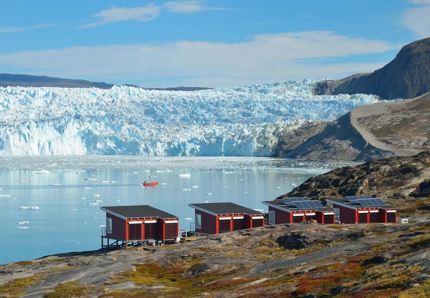 Topas Travel – Grønland – Rundrejse i midnatssolens land