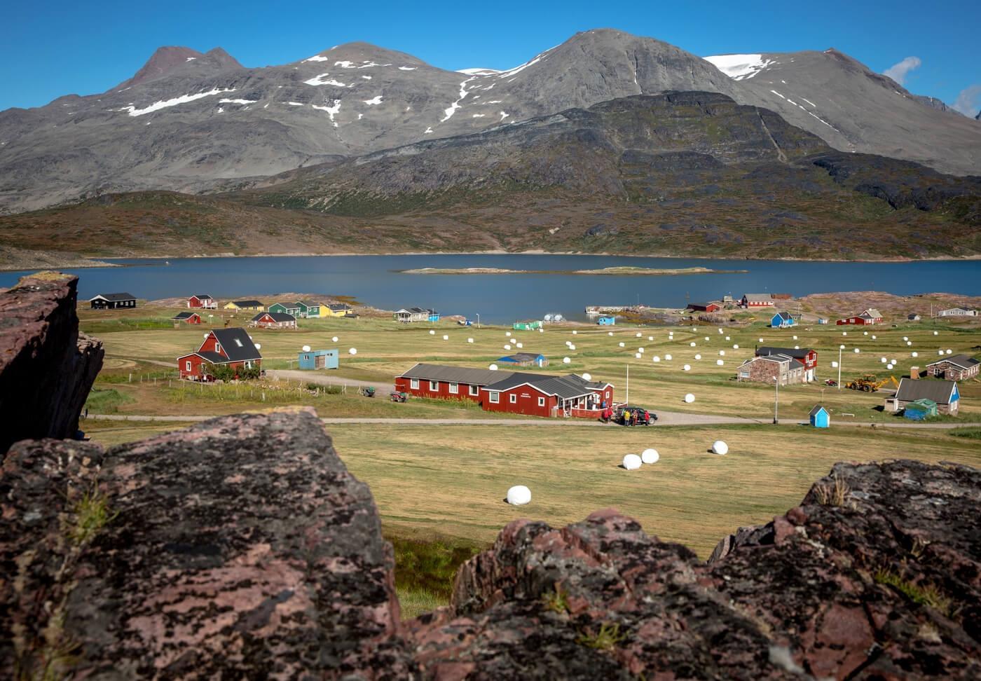 Topas Travel – Grønland – Rundrejse fra bygd til vildmark