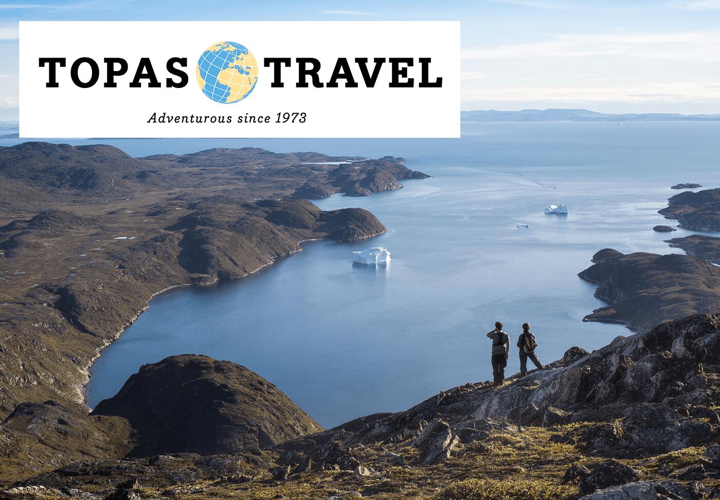 Topas Travel - Grønland - Trekking Diskobugten rundt