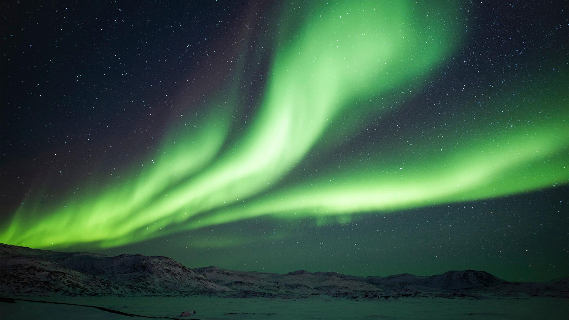 The Northern Light_Photo by Aningaaq R Carlsen - Visit Greenland