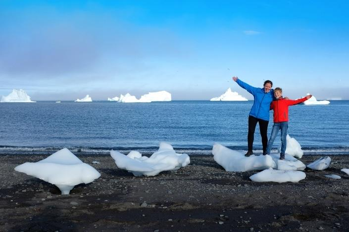 Tips for visiting Greenland with kids. Jurga Rubinovaite.