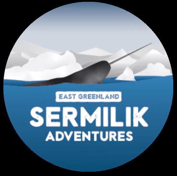 Sermilik Adventures Logo