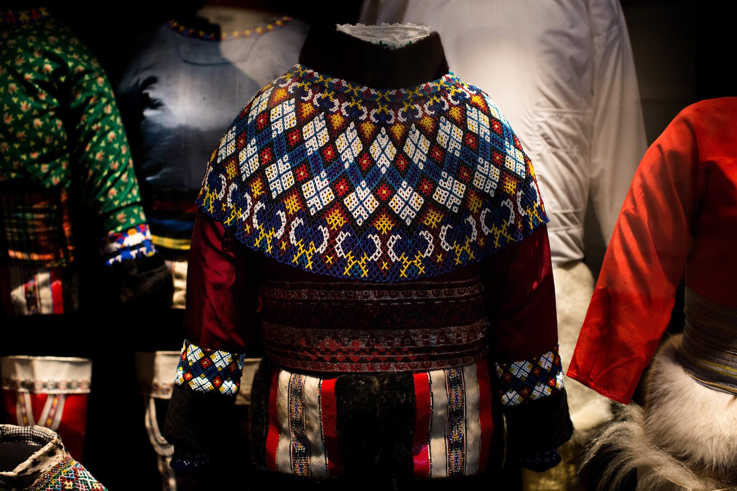 West Greenland National Costume - National Museum - Nuuk-.Photo by Melody Adams - Visit Greenland