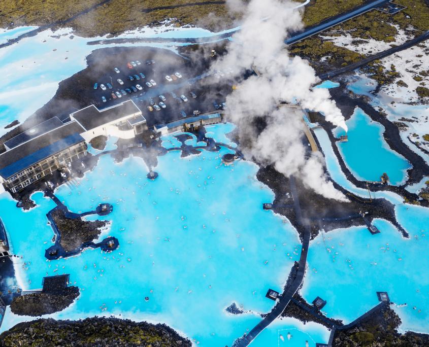 Hotel Retrat Blue Lagoon. Photo by VIsit Iceland