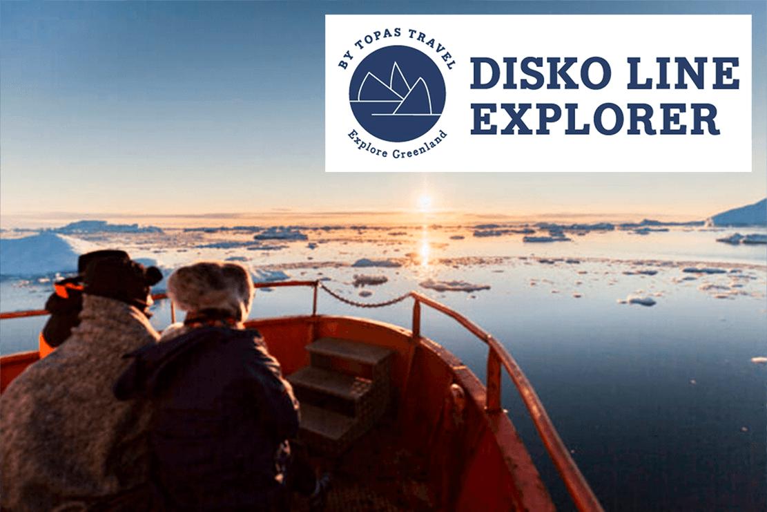 Disko Line: Isfjordssejlads