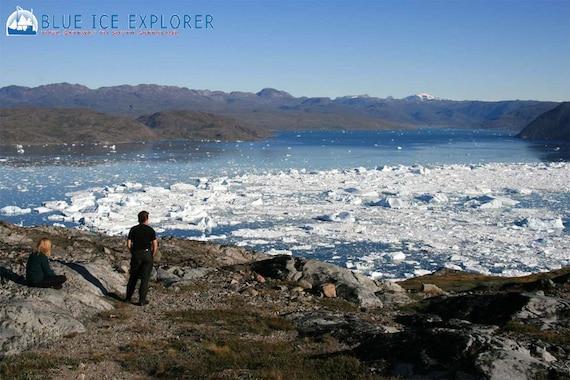 20 Blue Ice Explorer: Trekking i Sydgrønland
