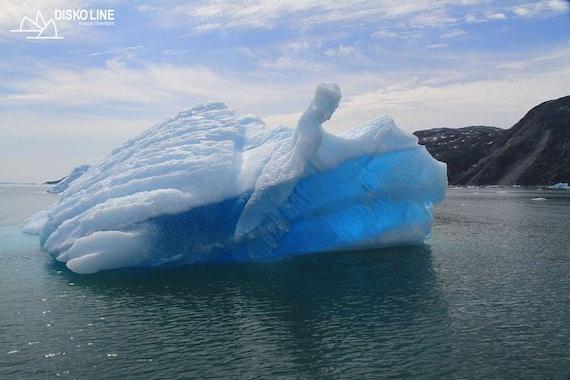 Disko Line: Diskobugten på udkig efter hvaler og isbjerge