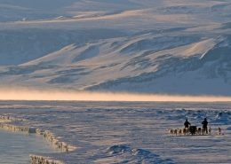 Dogsledding in North-East Greenland, by Magnus Elander