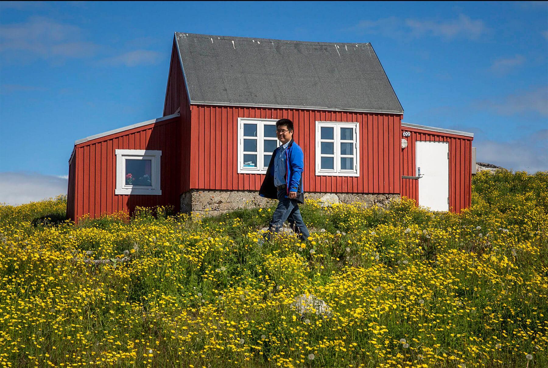 Gammel Anders house