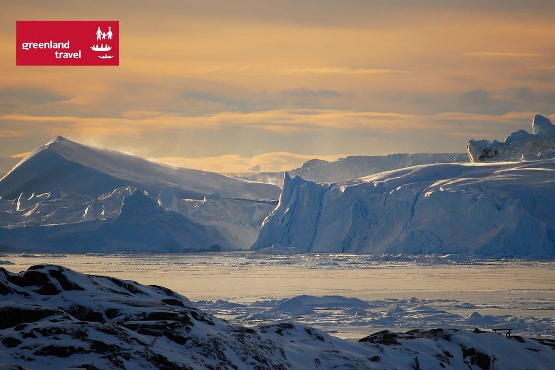 4 Grønlands Rejsebureau: Vinterweekend i absolut særklasse i Ilulissat!