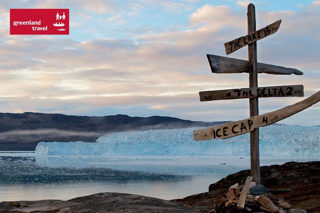Grønlands Rejsebureau: Drømmerejse i Diskobugten