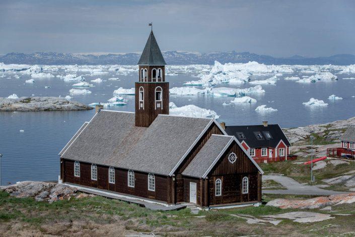 Ilulissat Tourist Nature 01
