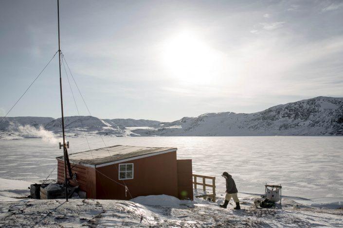 Ilulissat Tourist Nature 08