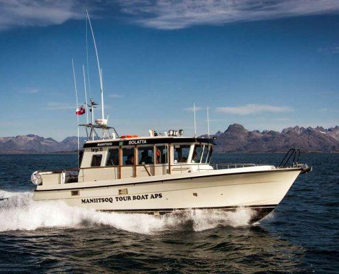 Maniitsoq Tour Boat 01