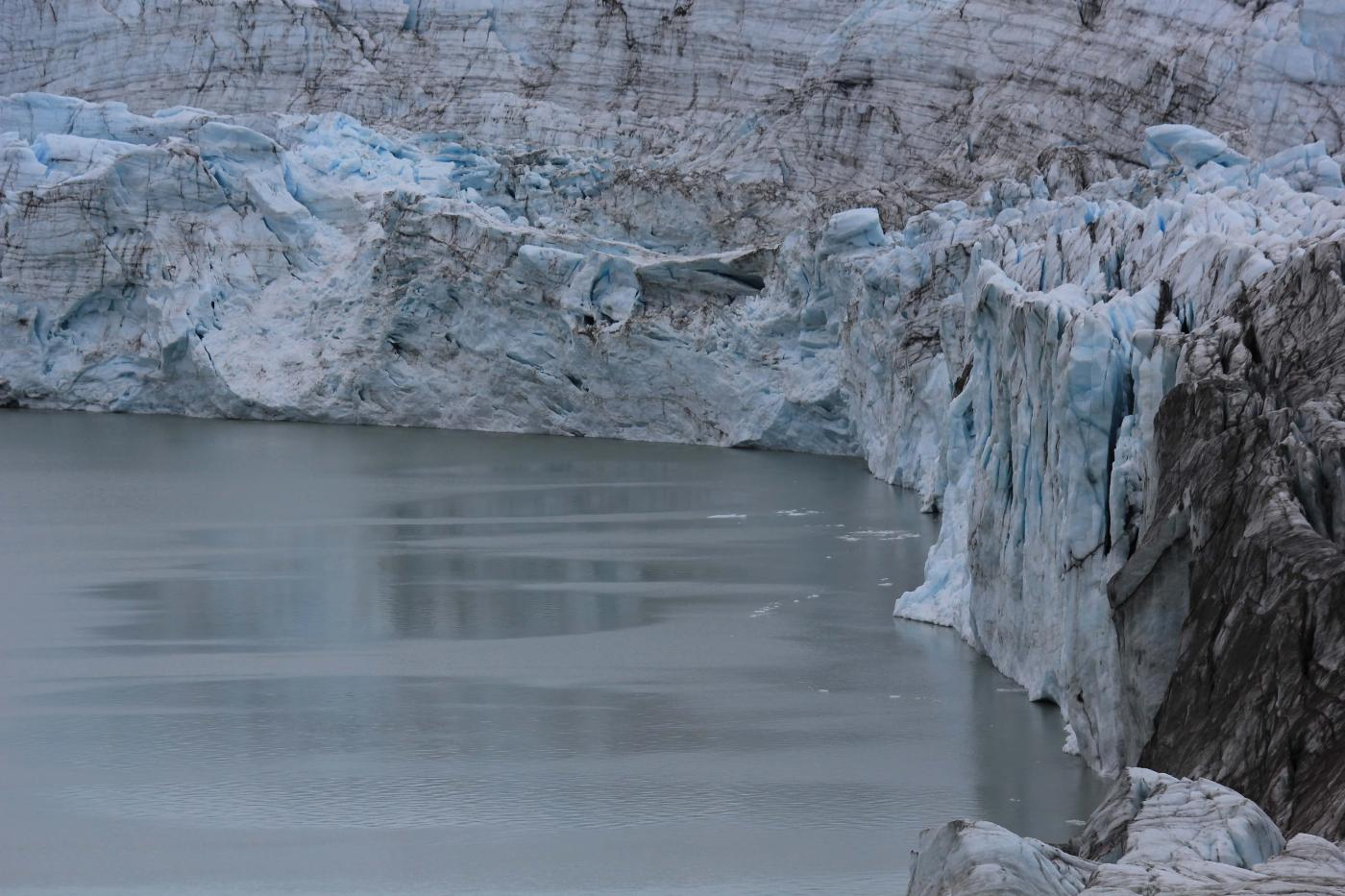 Ice Edge on ice sheet. Photo by Filip Hanzak - Visit Greenland