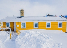 Hope Hostel frontside. Photo by Hope Hostel - Visit Greenland