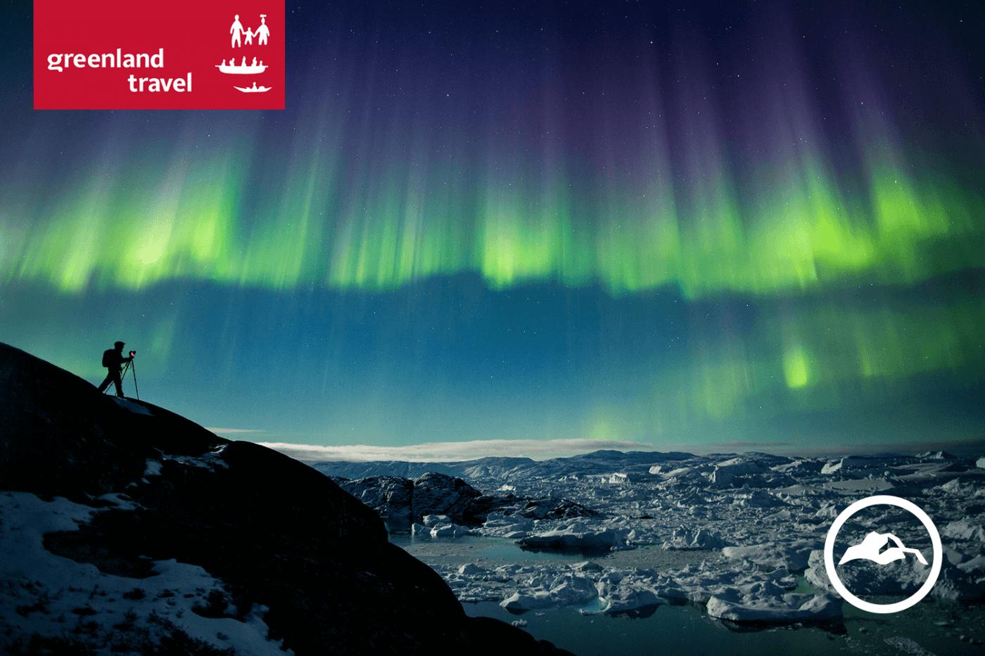 Greenland Travel: Grönlands Nordlicht und die Eisberge