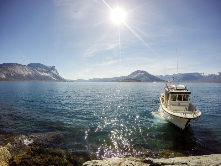 ABC Boat Charters. Photo by Lauren Breedlove