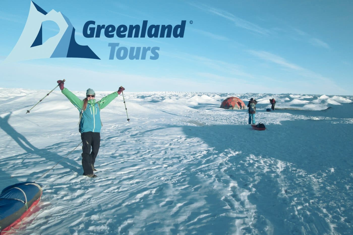 Camp Ice Cap_Greenland Tours