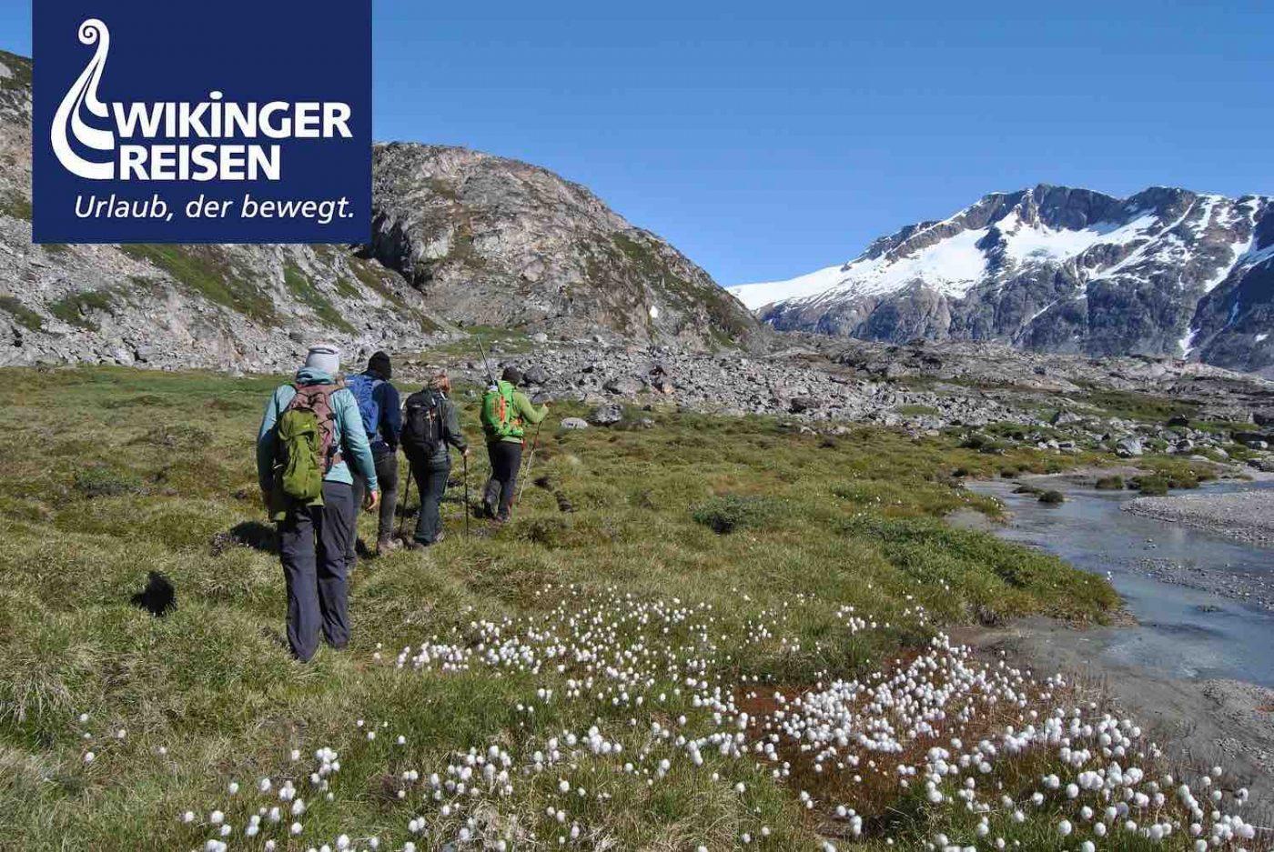 Wikinger Reisen: Natur & Kultur erleben in Ostgrönland