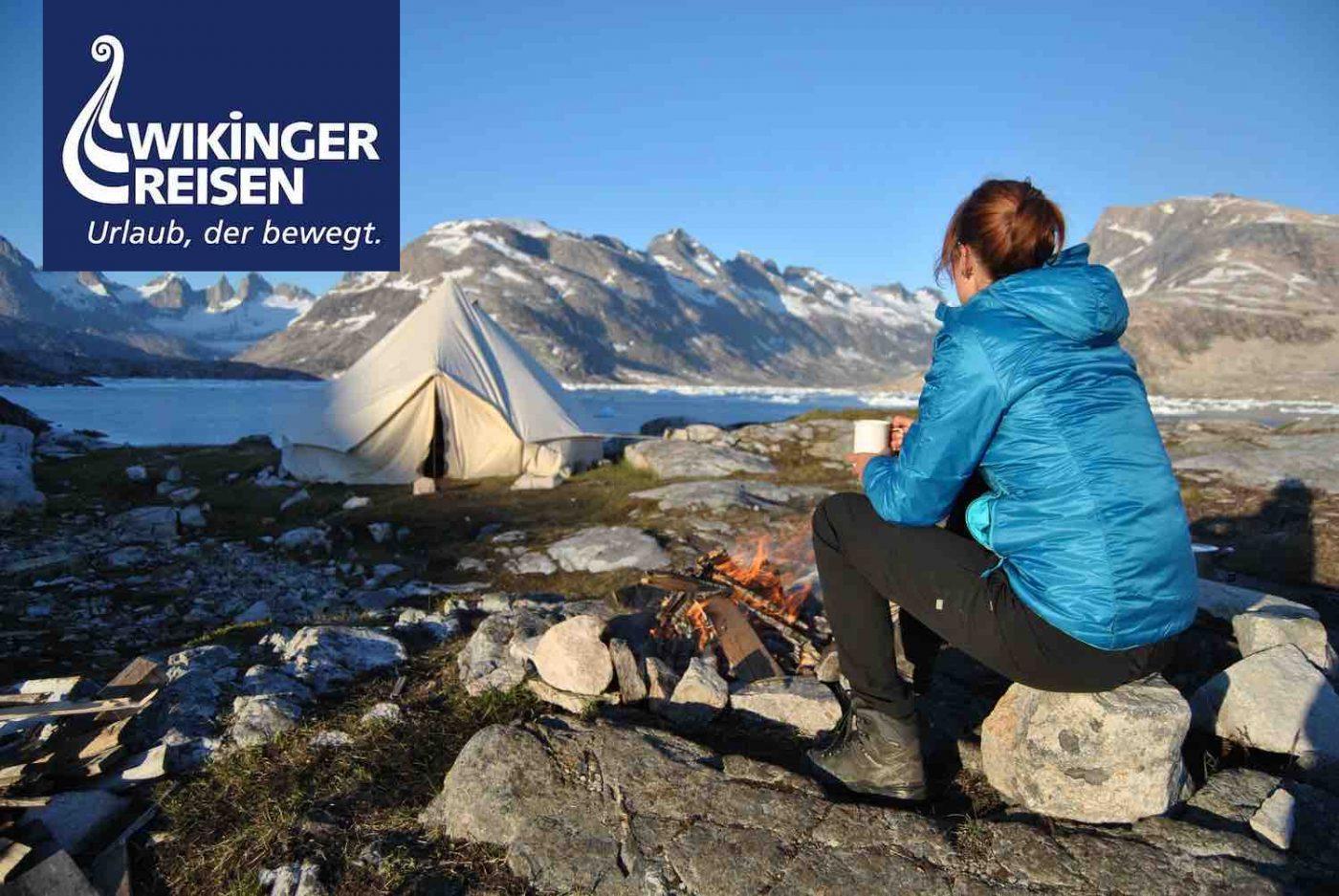 Wikinger Reisen: Wildnistrekking in Ostgrönland